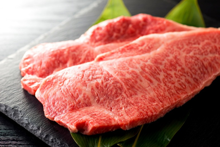 the most popular part of Saga beef